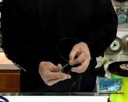 Fishing Knot Video 3
