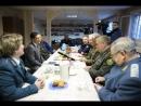 Неформальная встреча Михаила Ведерникова с членами Собрания высшего офицерского состава