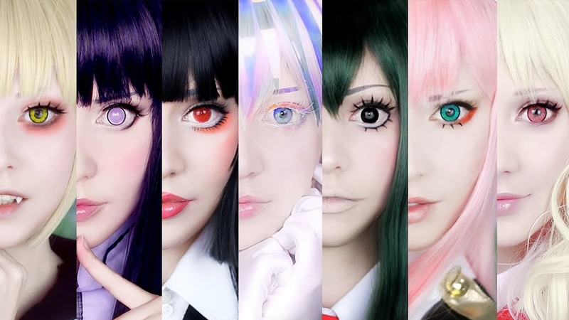 ☆ Review What Circle Lenses for cosplay PART 3 ☆