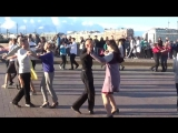 Бальные танцы на Стрелке В.О. (16.09.2018 г.) вид. 1002