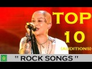 Top 10 Rock songs singers on Voice | Blind Auditions | Voice Worldwide