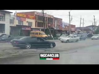 INGCARCLUB / Mercedes-AMG E55 DRIFT ИНГУШЕТИЯ 2018