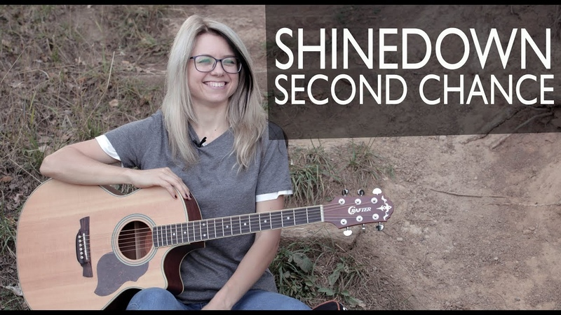 Как играть Shinedown - Second Chance / Разбор COrus Guitar Guide 80