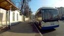 Троллейбус 53 метро Таганская - платформа Новогиреево