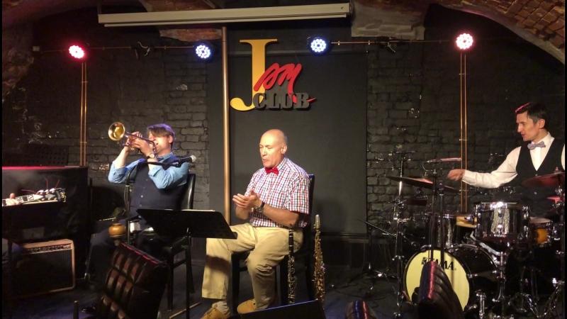 Идеальный поздний завтрак с Moscow Ragtime Band на Sunday Ragtime Brunch