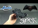 Collectible Spot - Jada Toys Batman V Superman Diecast Batmobile Pre Painted Model