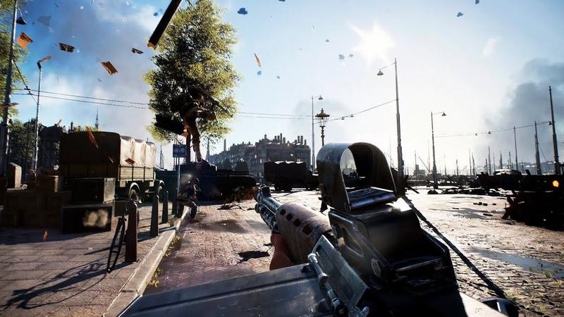 Battlefield 5 — Русский трейлер игры 3 (2018)