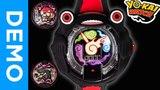 4K DX Black Yo-Kai Watch - DX