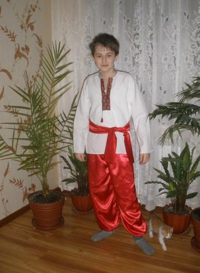 Саша Коропченко, 21 февраля , Глухов, id192496529