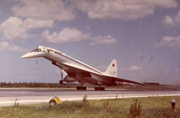 Вся правда о Ту-144, копии британо-французского Конкорда