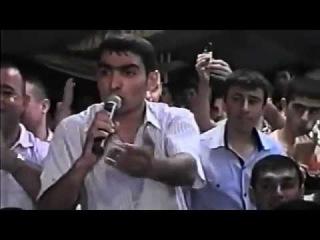 Hardan hara (Rəşad, Namiq, Rüfət, Natiq, Kamran, Sahib, Bayram) Meyxana