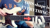 How to SOUND AWESOME on the 5 STRING BASS for 4 string players