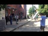 Фрагмент съемок фильма по Куприну - ЯМА!