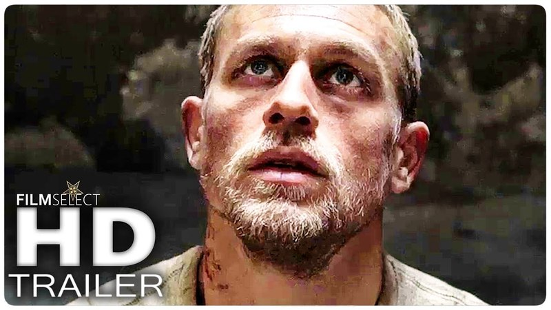 PAPILLON Trailer Italiano (2018)