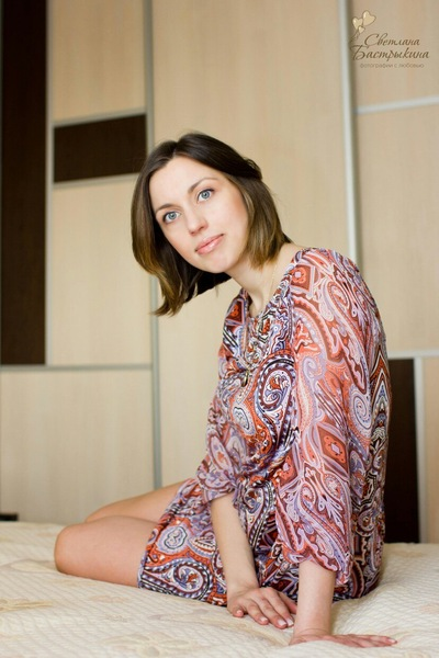 Анастасия Илясова, 7 июня 1984, Тамбов, id27934741