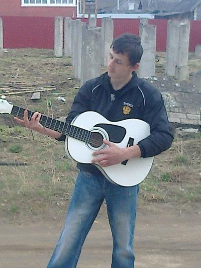 Дмитрий Качалов, 4 апреля 1993, Санкт-Петербург, id177917693