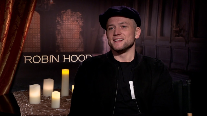 Taron Egerton - EXCLUSIVE INTERVIEW BY JANET R. NEPALES