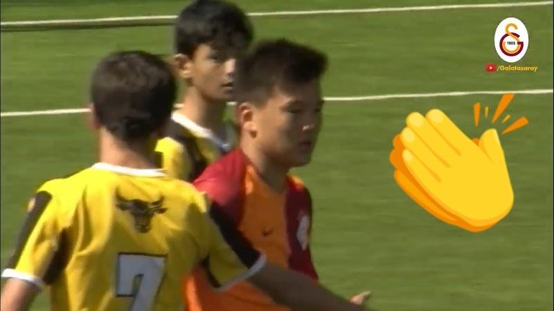 СПРАВЕДЛИВОСТЬ по детски U14 oyuncumuz Beknaz Almazbekov'dan örnek davranış 👏