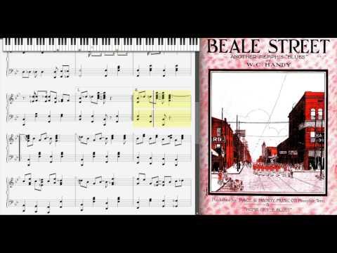 Beale Street Blues by W. C. Handy (1917, Blues piano)