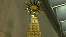 Germany goes for gold with 'Europe's most expensive' AntiChristmas tree