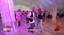 Dmitriy Samonov and Alita Bru Salsa Dancing in Malibu at The Third Front 2018 Sun 05 08 2018 SC