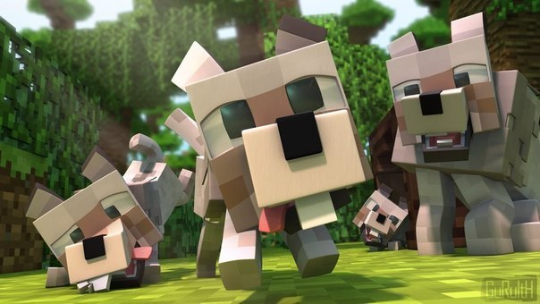 Names On Mincraft That Dog