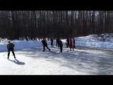 Хоккей 2018! Большой Хомутец