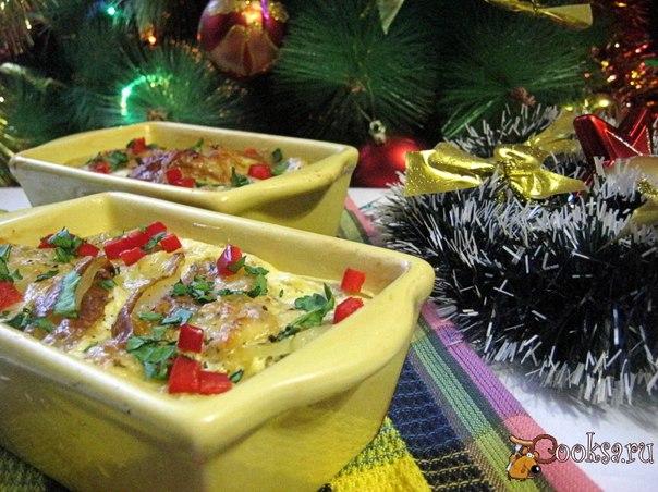 Очень популярное в Швеции блюдо, шведские хозяйки готовят его сами или покупают готовое и подают к новогоднему столу.