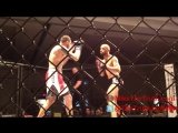 Cage Combat 8 - Mike The Truth Jackson v. Frank Salinas