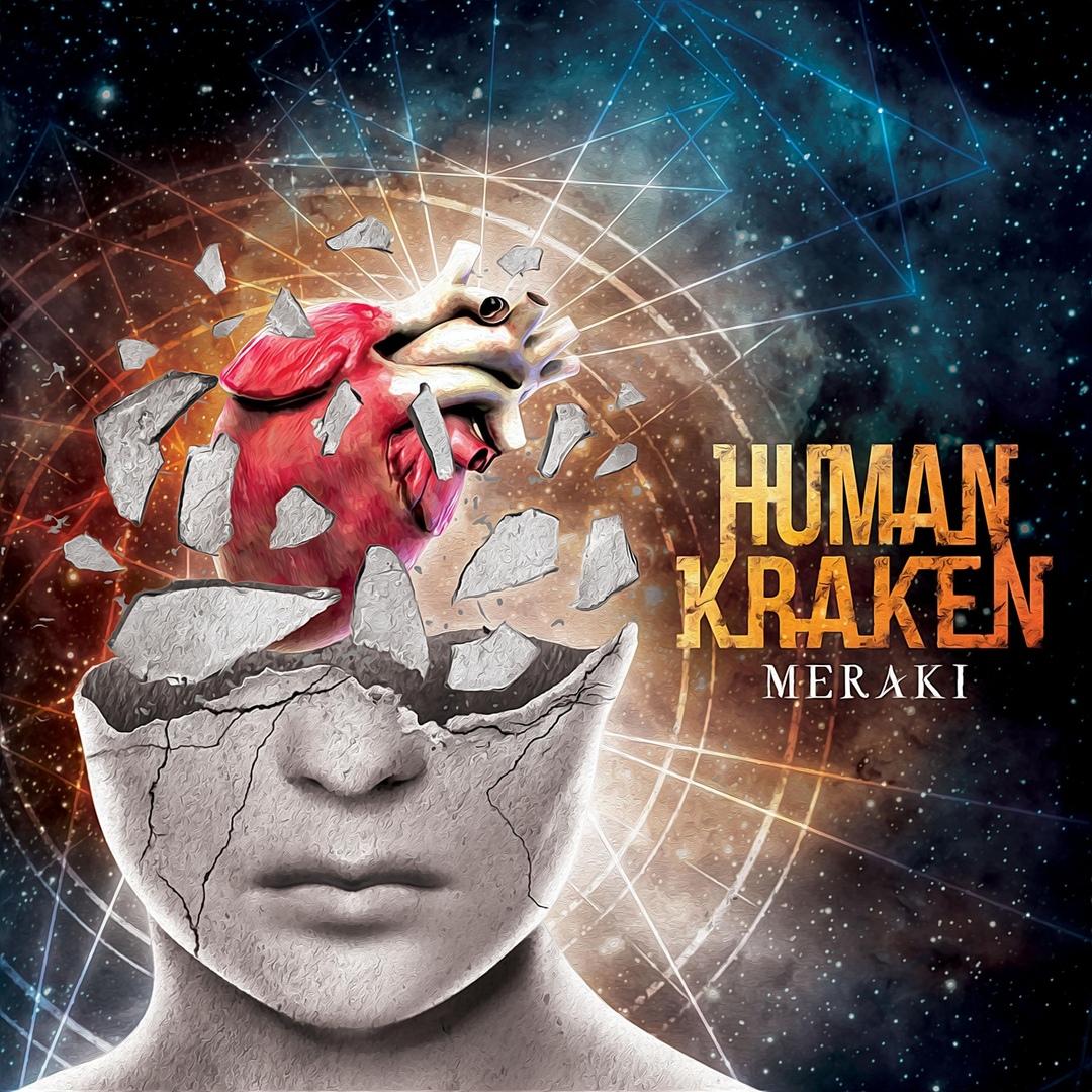 Human Kraken - Meraki [EP] (2018)