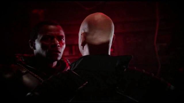 C C 3 Kane's Wrath Cutscene Theater pt 1 HD