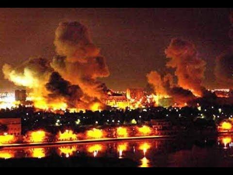 Ужасные последствия Бомбардировки Югославии силами НАТО