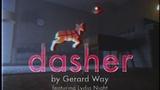 Gerard Way - Dasher (feat. Lydia Night) Official Lyric Video