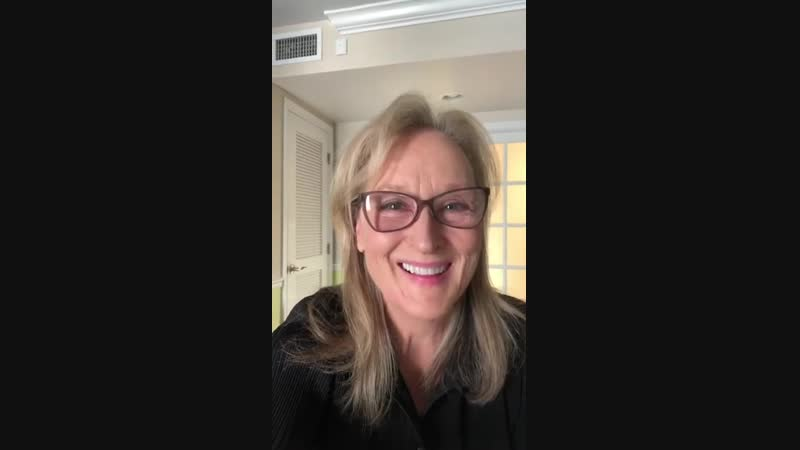 Meryl Streep Why I support the International Rescue Committee