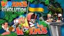ПОБЕГ С УКРАИНЫ ИЛИ КАК ОДИН БОЛТИК ВСЮ ИГРУ ЗАРЕШАЛ! Worms Revolution