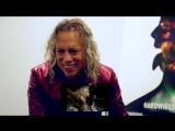 Кирк смотрит каверы на Metallica