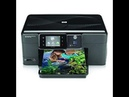 Hp Photosmart Premium C309g - How To Clean Printhead - Not Printing Black