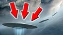 НЛО над Россией. Небо - голограмма. Съемка HD 2018 UFO