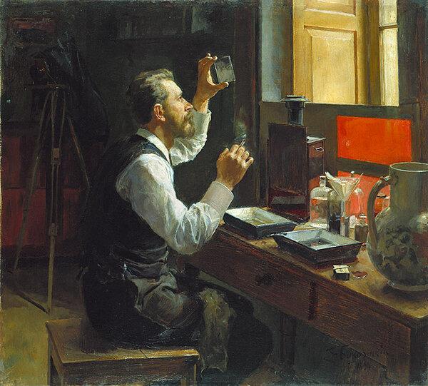 Буковецкий Евгений Иосифович (1866 - 1948)