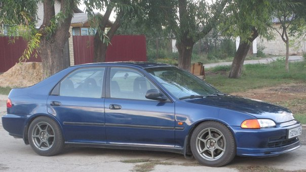 Хонда цивик старая модель фото