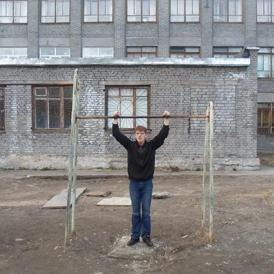 Гена Стерхов, 21 июня 1995, Мурманск, id156520767