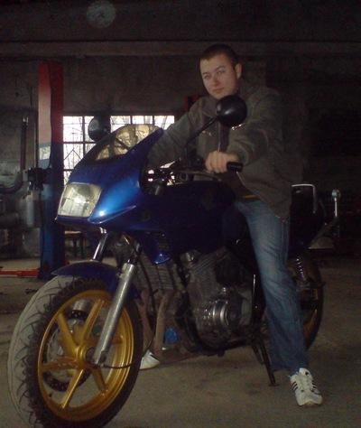 Алексей Рябоконь, 12 марта 1992, Санкт-Петербург, id34203154