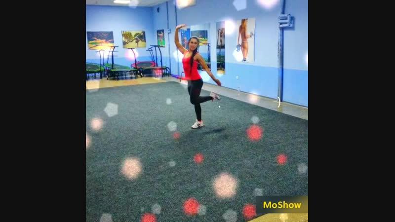 отличное настроение после тренировки, что хочется танцевать 😃✨💃