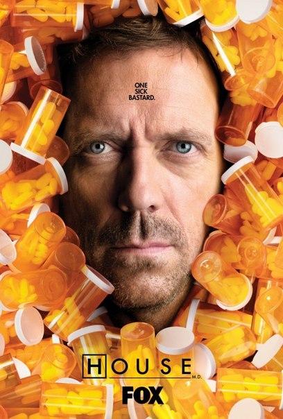 Доктор Хаус 1-8 сезон 1-22 серия LostFilm | House M.D.