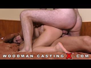 [woodmancastingx] zoe valami (casting x 160 / 09.03.2019) [anal, brunette, blowjob, dp, casting, threesome, hardcore]