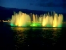 Поющие фонтаны в Питере