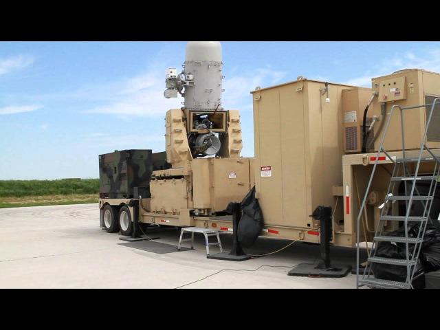 C-RAM Counter Rocket Artillery Mortar Protection System