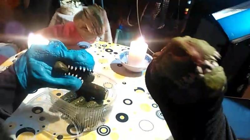 День Динозавра 22 09 18 Edison Craft Bar