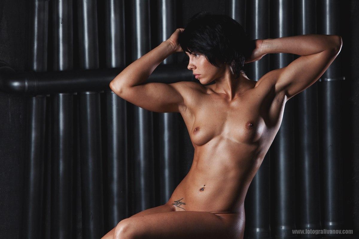 Topless Ekaterina Kuznetcova nude photos 2019