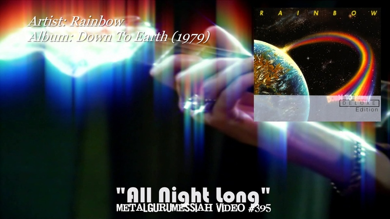 All Night Long Rainbow 1979 FLAC Remaster HD 1080p Video ~MetalGuruMessiah~